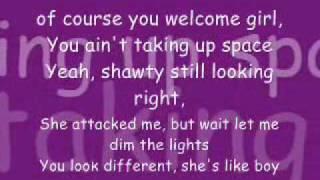 Better With The lights Off  New Boyz feat. Chris Brown (Lyrics)