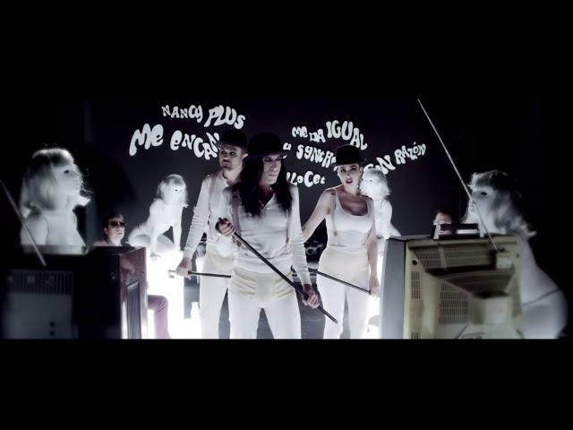 Videoclip oficial de 'Me encanta' de Nancys Rubias.