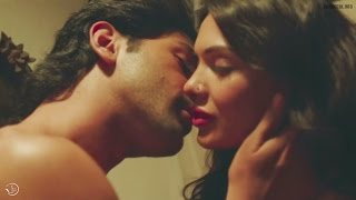 Hot scenes compilation from bollywood movie Barkha width=