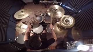 """When You're Not There"" by Korn Drum Cover"