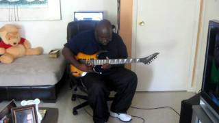 Cameo Candy - guitar solo