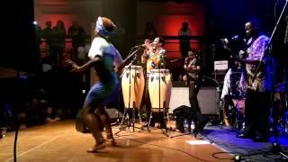 Bonga holland 2016 Angola kizomba semba