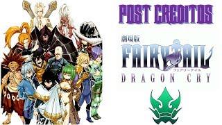 Fairy Tail Dragon Cry - Post Créditos