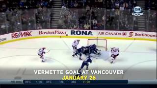 Phoenix Coyotes Sweet Plays - Jan. 27, 2013