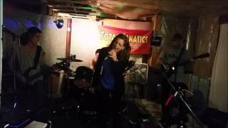 Total Fanatics cover of Roads My Middle Name