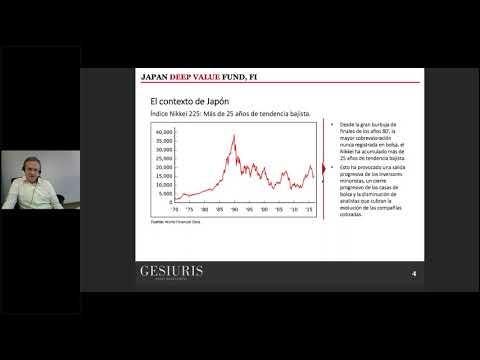 Japan Deep Value Fund: un viaje por Japón de la mano del value investing