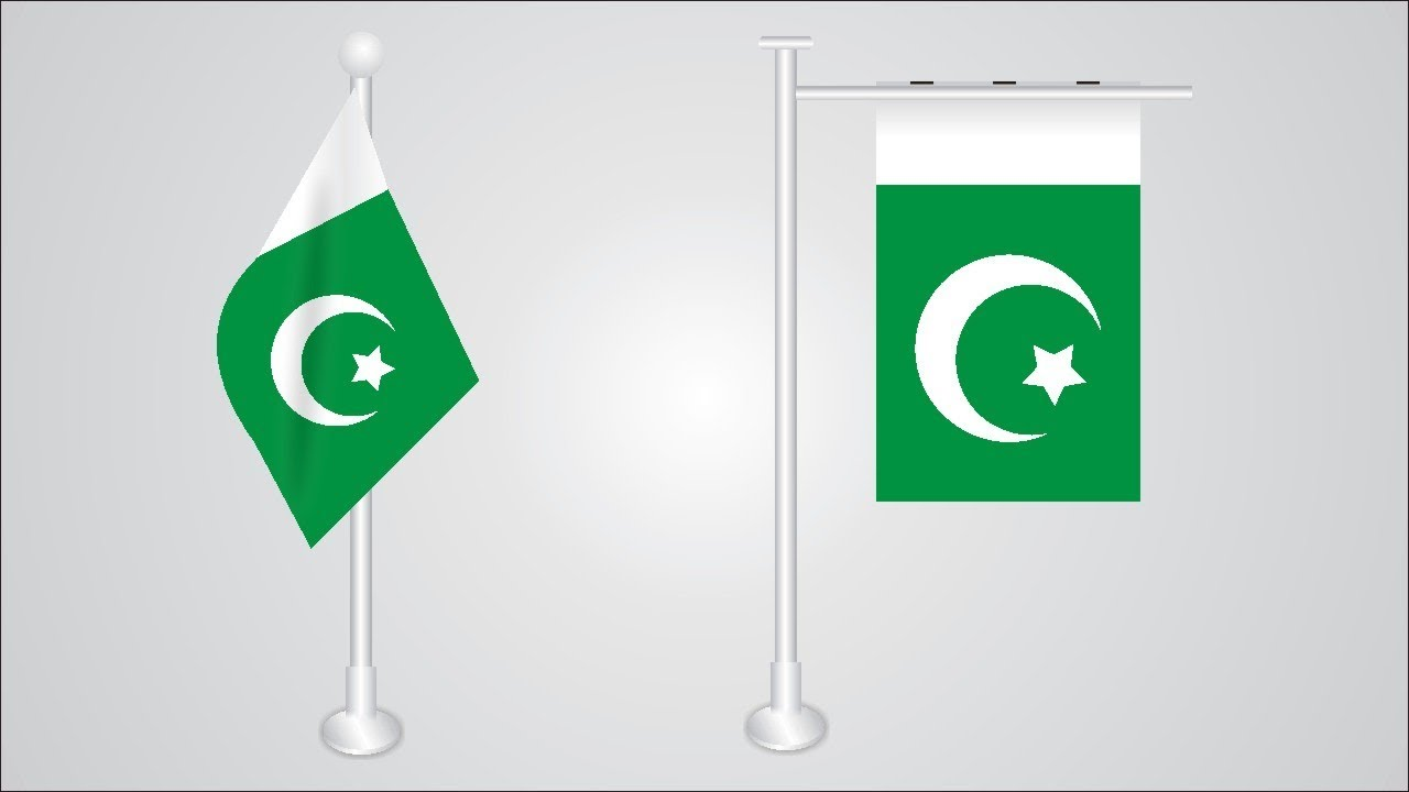 Download thumbnail for 14 August How to make Pakistani Flag
