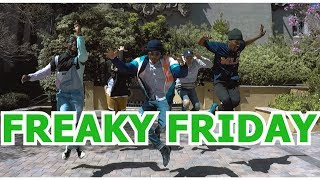 Lil Dicky - Freaky Friday feat. Chris Brown Dance CHOREOGRAPHY | @suwoopka