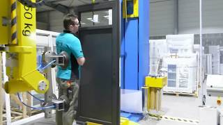 ARMEN conditionnement emballage porte