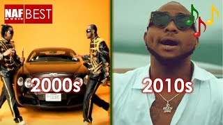 BEST Afro Song of Each Year