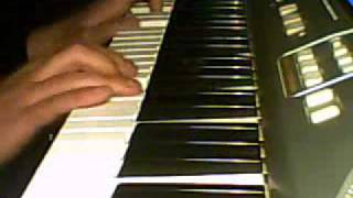 Uniwers - W taka Cisze (piano)