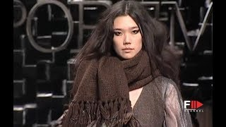 SPORTMAX Fall Winter 2007 2008 Milan - Fashion Channel