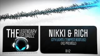 Hardstyle Family Presents: Nikki & Rich - City Lights (TempesT Bootleg) [HQ + HD PREVIEW]