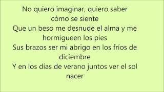 Jesse y Joy - Me Quiero Enamorar Letra/lyrics