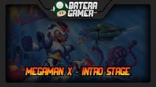 Mega Man X - Intro Stage (Drum Cover) #47