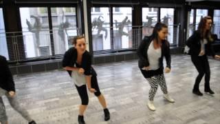 P-Square - Personally - Choreography by Héléna Bouras @ Move Dance Studio