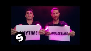 Don Diablo - AnyTime (Official Music Video)