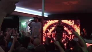 OSTR Spowiedź, pożegnanie / Klub Inferno Bolesławiec 01.10.2016