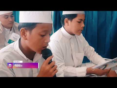 Keseruan belajar Bahasa Arab di PP. Nurul Hayah ..