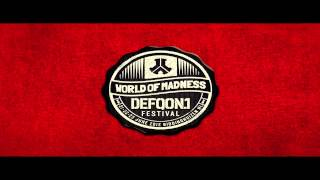 Headhunterz & Wildstylez vs Noisecontrollers - World Of Madness (Striker extended edit)