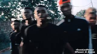 DJ Kaywise ft Olamide - See Mary (Official Dance Video) By DLP OFFICIALS