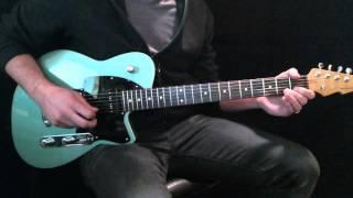 O Praise The Name (Anastasis) Hillsong Worship Rhythm Guitar Tutorial