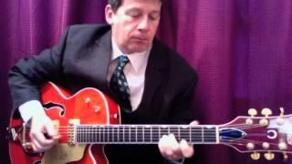 Chet Atkins' Mr. Sandman (cover by Matt Cowe)