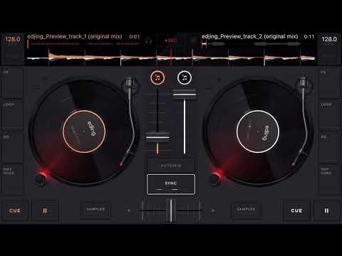 edjing Mix : platine DJ music 6 17 02 Télécharger l'APK pour