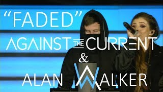 Against The Current & Alan Walker - Faded (Live at League of Legends Worlds 2017 Finals)