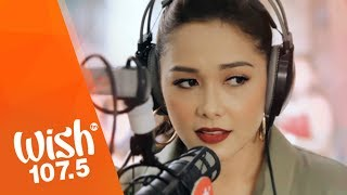 "Maja Salvador performs ""Dahan-Dahan"" LIVE on Wish 107.5 Bus"