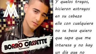 Maluma   Borro Cassette Letra