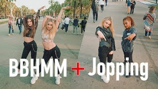 [KPOP IN PUBLIC] BBHMM /JOPPING- Rihanna (Parris Goebel- BlackPink Ver) & SuperM Dance Cover| Xenia