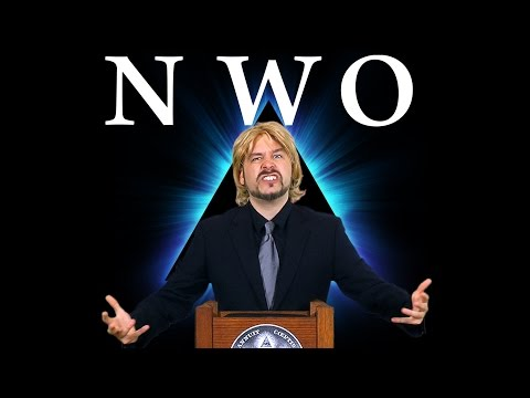 The New World Order - with Russel Brand & Bill de Berg (RAP NEWS 30)