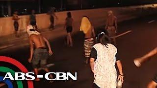 TV Patrol: Riot ng mga kabataan sa Maynila