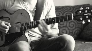 Snarky Puppy   Sintra Guitar Cover