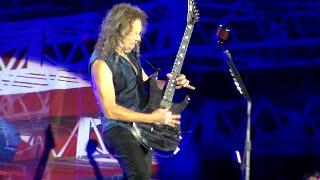 MetallicA-Kirk Hammett GUITAR SOLO-Milano 02/06/2015 FULL HD