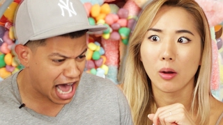 Candy Lovers Learn Disturbing Sugar Facts While Eating Candy