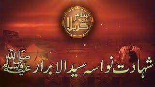 Shuhda e Karbala | Shahadat Nawasa e Syed ul Abrar (S.A.W) | 21 Sep 2018 | 92NewsHD