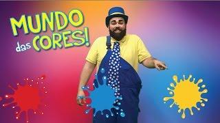 """Música """"Mundo das Cores"""""""
