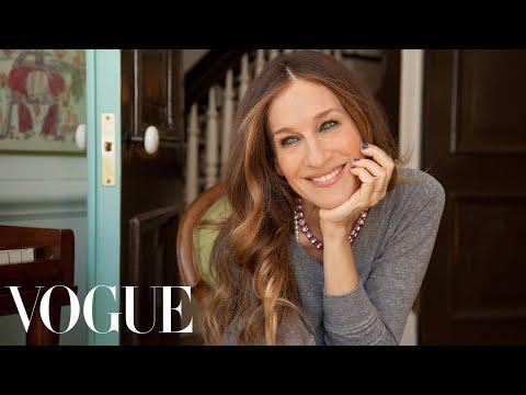 73 questions avec Sarah Jessica Parker par Vogue
