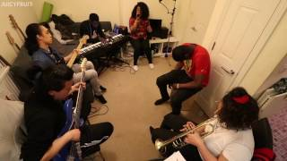 Addicted - Amy Winehouse (cover) JuicyFruit Rehearsal