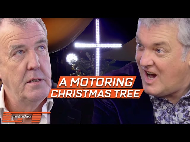 Bah humbug-atti - The Grand Tour
