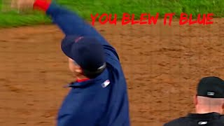 Umpires getting Ejected
