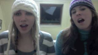 Me and Abigail Singing SOS (Rihanna Cover)