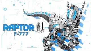 F-777 - My Pet Dino [PREMIERE]