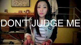 DON'T JUDGE ME - Chris Brown (Cover) - Bea Go