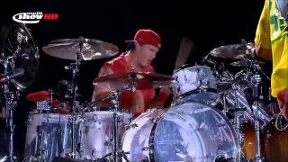 Red Hot Chili Peppers - Me & My Friends - Rock In Rio 2011 [HD]