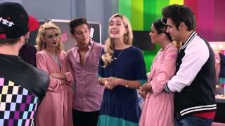 violetta 3 el elenco antes del show cap 80