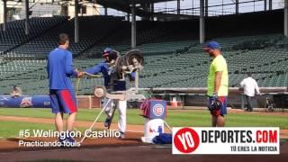 Welington Castillo Chicago Cubs