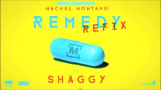 Machel Montano Ft Shaggy - Remedy Refix - 2015 SOCA